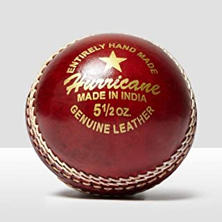 Gray Nicolls Hurricane Cricket Ball - 5.5 oz