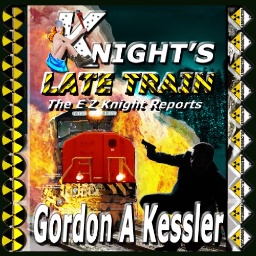 Knight's Late Train audiobook cover art