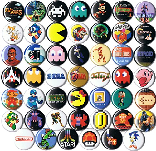 Huge Wholesale Lot of 48 Classic Video Game 1
