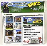 ParkMarkers Bingo Travel, Wildlife & Adventure Bingo Game & Spotting Guide - for Idaho, Montana, Wyoming, Including Yellowstone, Grand Teton & Glacier National Parks