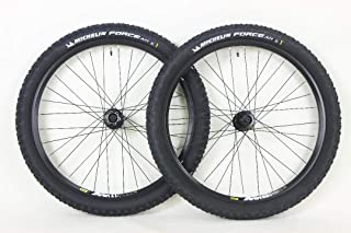 Mavic Rim 26er Mountain Bike Wheels with Disc Brake Shimano Hubs Plus Free Michelin Force 26x2.25 Tires and Tubes!