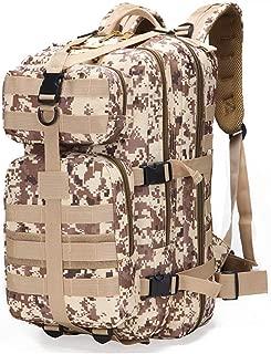 GiuGinHuYu Outdoor 3P Sports Backpack Waterproof Multi-Function Large Capacity Backpack
