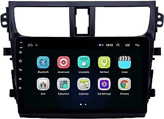 スズキセレリオ2015-2018GPSナビゲーション用Android10.0カーステレオ衛星ナビゲーションラジオ9インチヘッドユニットタッチスクリーンMP5マルチメディアプレーヤービデオレシーバー、4G WiFiSWCカープレイ付き