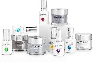 Joya Mia Dipping powder starter kit includes liquids, three powders and clear (DPSK-17)