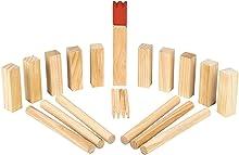 Kubbs - Wikingerspiel: Das Kultspiel für draußen