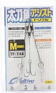 OWNER(オーナー) 11645 TF-T46 太刀魚アシストトリプル M