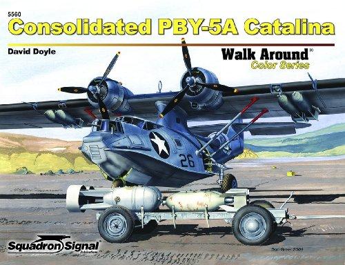 Consolidated PBY-5A Catalina - Walk Around No. 60