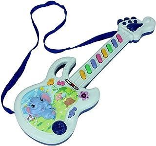 لعبة جيتار كهربائي لعبة موسيقية للأطفال والأولاد والبنات والأطفال الصغار تعلم النمو لعبة إلكترونية هدية عيد ميلاد