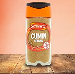 Schwartz Ground Cumin, 37 g