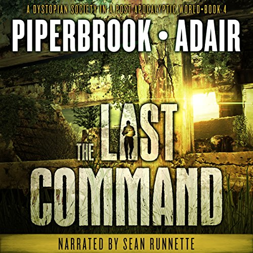 The Last Command cover art