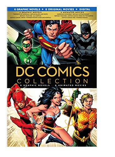 DC Graphic Novel and DCU MFV Uber Collection (BD)