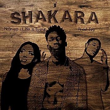 Shakara (feat. Kelvin Mo & Gyakie)