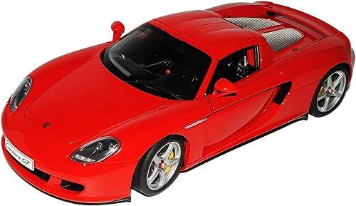 AUTOart Porsche Carrera GT Coupe Rot 2003-2006 78044 1 18 Modell Auto