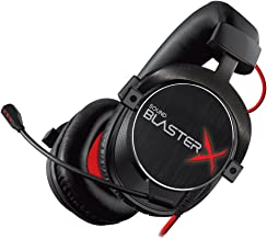 $83 » Creative Sound BlasterX H7 Tournament Edition HD 7.1 Surround Sound Gaming Headset