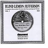 Blind Lemon Jefferson Vol. 3 1928