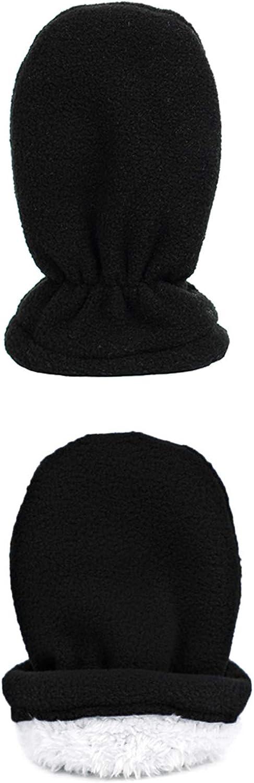 Baby Toddler Winter Mittens Boys Girls Infant Fleece Gloves Warm No Scrach Mittens Newborns for 0-7T