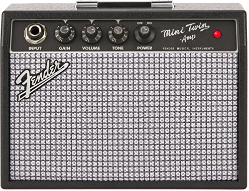 Fender® Mini `65 Twin Amp, 0234812000