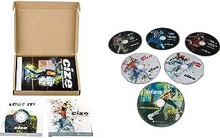 T CIZE Dance Workout Base Kit - 6 DVD