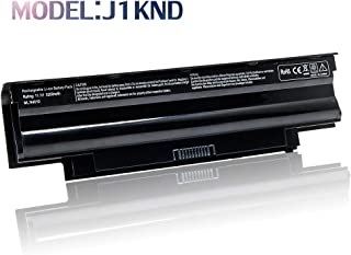 New J1KND Laptop Battery for Dell Inspiron M5110 M5030 13R N3010 N3110 14R N4010 N4110 15R N5010 N5030 N5040 N5050 17R N7010 N7110 Vostro 3550 3750 3450 Series Fits TKV2V 04YRJH 9T48V 312-0234