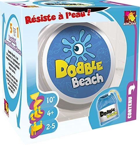Asmodel - DOBBEAC01FR - spel - Dobble Beach