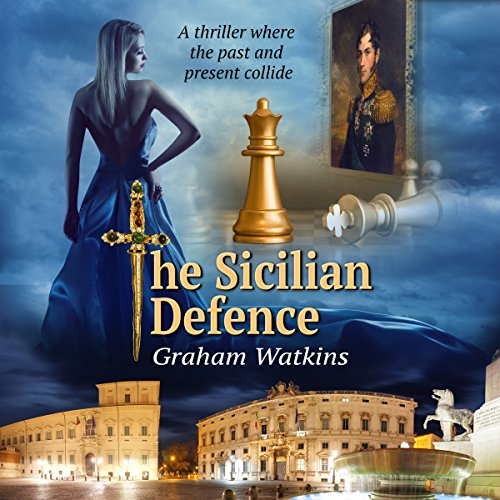 The Sicilian Defence audiobook cover art