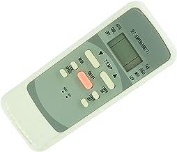 Controle remoto de substituição HCDZ R51H/CF sem modo de aquecimento para ar condicionado portátil de janela Danby FRIGILU...