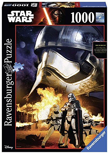 Ravensburger 19554 - Star Wars - Die Macht erwacht, 1000-Teilig Puzzle