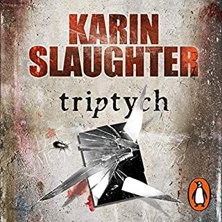 Triptych     Will Trent, Book 1              By:                                                                                                                                 Karin Slaughter                               Narrated by:                                                                                                                                 Brian Keith Lewis                      Length: 5 hrs and 50 mins     42 ratings     Overall 3.9