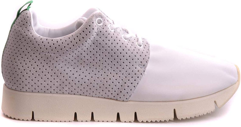 Läder Crown Crown Crown herrar MCBI22650 vit Leather skor  många överraskningar