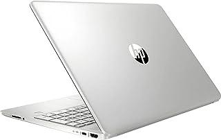 HP 15.6インチ HD Intel 第10世代 i3-1005G1 3.4GHz 8GB RAM 256GB SSD Win10 ノートパソコン (キーボードが日本語配列ではない場合があります)