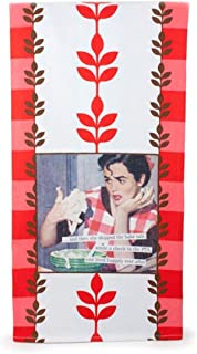 Anne Taintor Colorful Patterned Kitchen Dish or Bathroom Towel - Skipped The Bake Sale