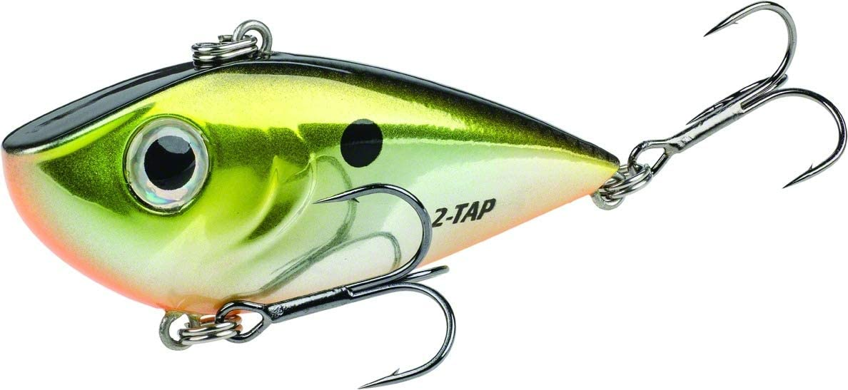 Strike King Red SEAL limited product Now free shipping Eyed Shad Tungsten 2-Tap