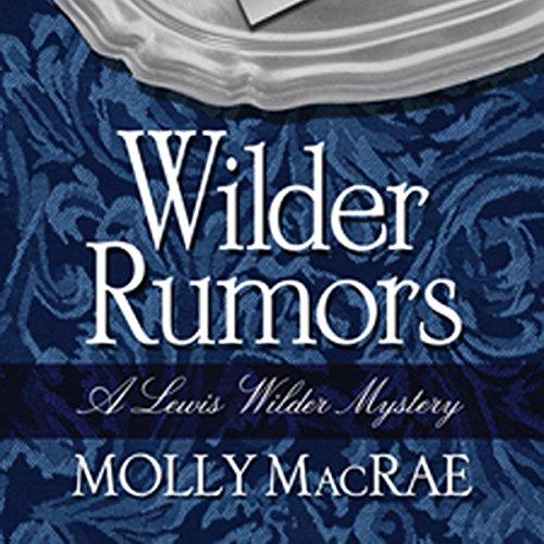 Wilder Rumors audiobook cover art