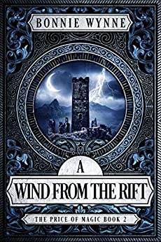 A Wind From the Rift (The Price of Magic Book 2) by [Bonnie Wynne]