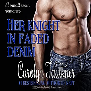 Her Knight in Faded Denim audiobook cover art