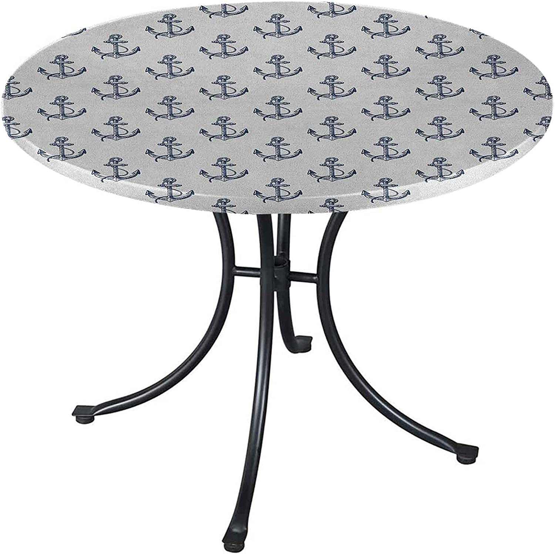 Arlington Fresno Mall Mall Anchor Elastic Edged Table Cover 54