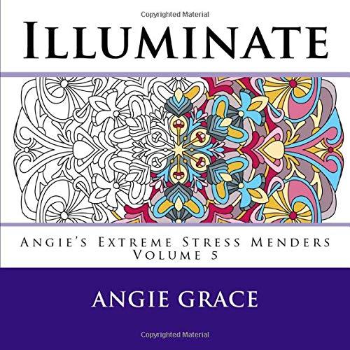 Adult Coloring Book: Illuminate Volume 5