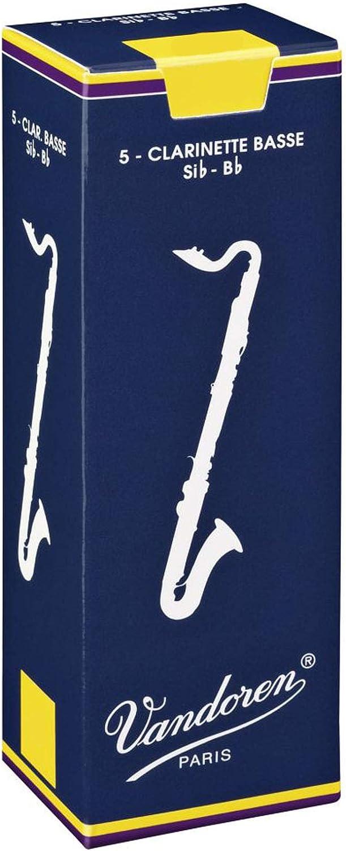 Vandoren Traditional Bass Clarinet Dallas Mall Reeds 5 of 3 Strength Weekly update Box
