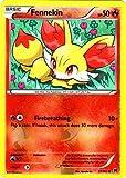 Pokemon - Fennekin (25/162) - XY Breakthrough - Reverse Holo