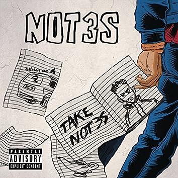 Take Not3s