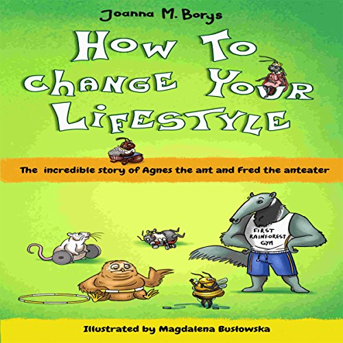 How to Change Your Lifestyle audiobook cover art