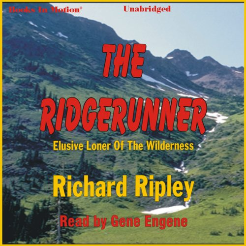 The Ridgerunner audiobook cover art