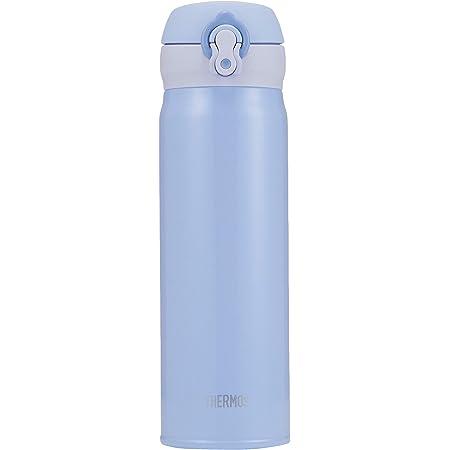 サーモス 水筒 真空断熱ケータイマグ ワンタッチオープンタイプ パウダーブルー 500ml JNL-504 PWB