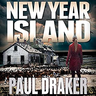 New Year Island audiobook cover art