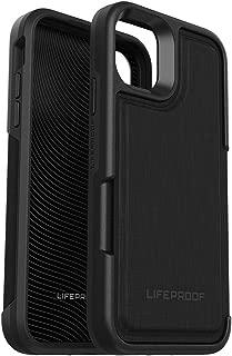LifeProof FLIP SERIES Case for iPhone 11 - DARK NIGHT (BLACK/CASTLEROCK)
