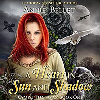 A Heart in Sun and Shadow audiobook cover art