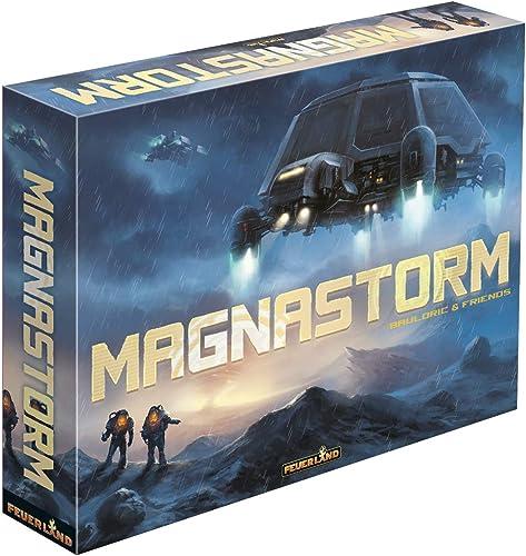 Feuerland Spiele Magnastorm s mixtes - FEU63553 - version anglaise
