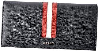 バリー BALLY TALIRO.LT 10 6218067 バリーストライプ 二つ折り 長財布 [並行輸入品]