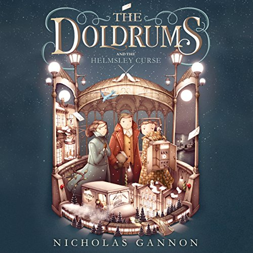 The Doldrums and the Helmsley Curse audiobook cover art