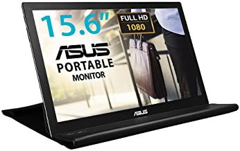 ASUS MB169B+ 15.6in Full HD 1920x1080 IPS USB Portable Monitor (Renewed)